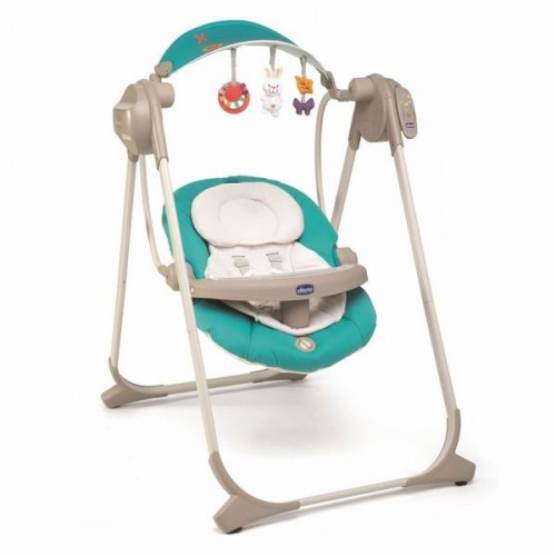 Chicco Polly Swing Up Бирюза